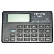 калькулятор CITIZEN 5001 (LC-5001) в интернет магазине Импульс, фото
