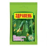 Удобрение В/Х Здравень Турбо для огурцов 30г в интернет магазине Импульс, фото