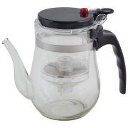 чайник заварочный MALLONY Gung Fu 0,5л с кнопкой 004530 в интернет магазине Импульс, фото