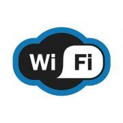 Знак информационный Зона Wi-Fi 150*200мм REXANT 56-0017 в интернет магазине Импульс, фото
