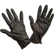 перчатки нитриловые черные р.M (10шт в уп 5пар) Мелочи Жизни в интернет магазине Импульс, фото