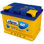 Аккумулятор авто АКБ 6СТ-60 Аком о.п. (пуск.ток 520А) в интернет магазине Импульс, фото