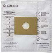 Пылесборник XS-UN-01 Ozone унив.100х130мм 2шт.отв40мм в интернет магазине Импульс, фото