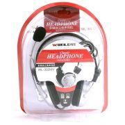 Гарнитура WEILE WL-302MV полноразмерн. c микрофоном в интернет магазине Импульс, фото
