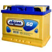 Аккумулятор авто АКБ 6СТ-60 Аком п.п. (пуск.ток 520А) в интернет магазине Импульс, фото