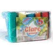Губка для посуды Glape Premium М-001 5шт в интернет магазине Импульс, фото
