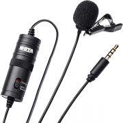 Микрофон универсальный BOYA BY-MМ1 (с ветрозащитой) в интернет магазине Импульс, фото