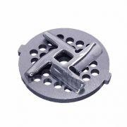 Нож+решетка набор для механических мясорубок Казань в интернет магазине Импульс, фото