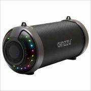 Колонка GINZZU GM-906B Bluetooth 10W/1,5Ah/TWS/USB/AUX/FM/RGB в интернет магазине Импульс, фото