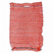 Сетка-мешок овощная с завязками 25*39 красная (упак-100шт) в интернет магазине Импульс, фото