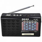 Радиоприемник MEIER M-U136 (FM,AM,SW1/2) SD,microSD,USB,фонарь в интернет магазине Импульс, фото