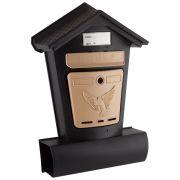 """Ящик почтовый с замком """"Элит"""" + 2 ключа 006614 в интернет магазине Импульс, фото"""